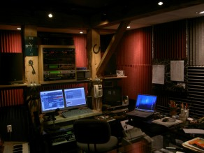 BaerTracs Music Production Room