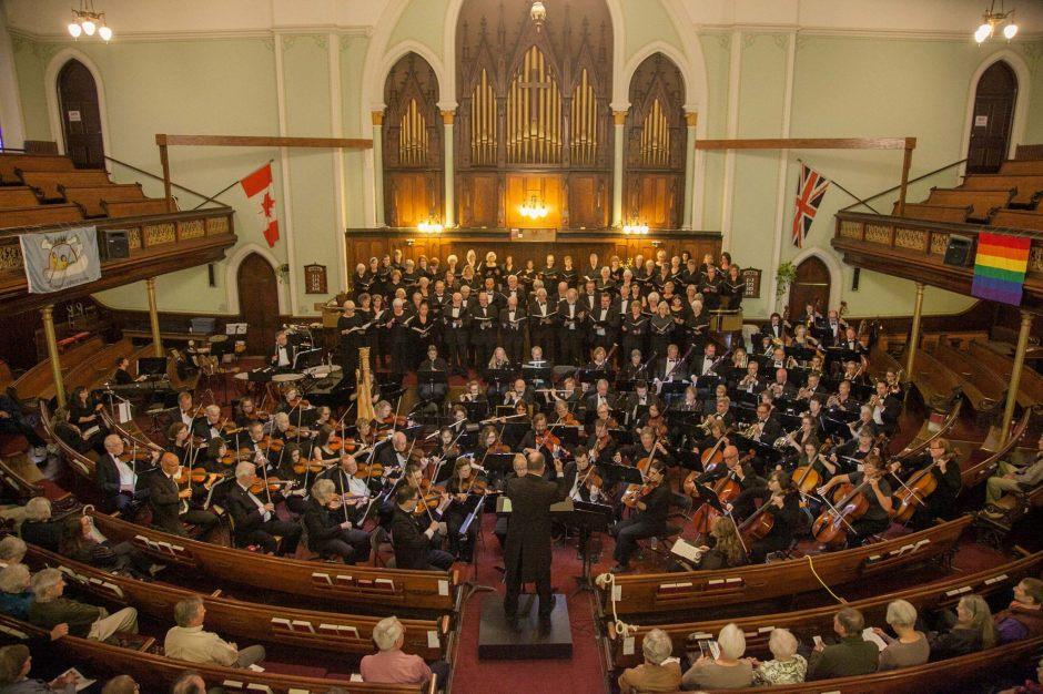 Northunberland Orchestra & Choir